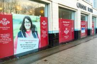 Window Graphics for Princes Trust